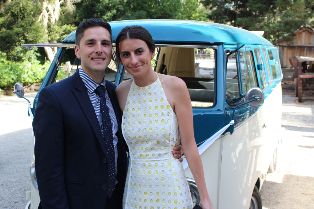 Kombi & Beetle Wedding Car Hire by Fisch & Co. - Emily & Michael (66)