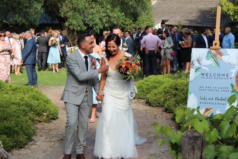 Kombi & Beetle Wedding Car Hire by Fisch & Co. - Emily & Michael (32)