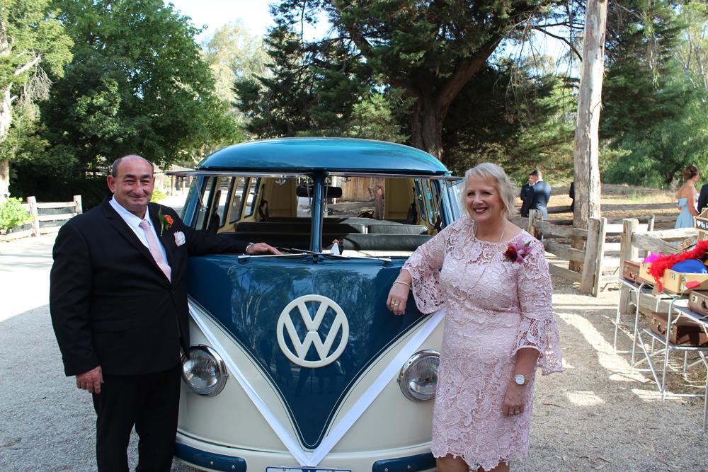 Kombi & Beetle Wedding Car Hire by Fisch & Co. - Emily & Michael (43)