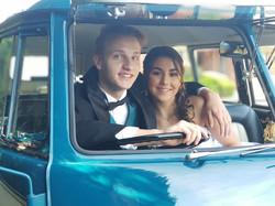 Casey Grammer Debutante Ball - Photo's by Kombi & Beetle Wedding & Debutante Car Hire (6)
