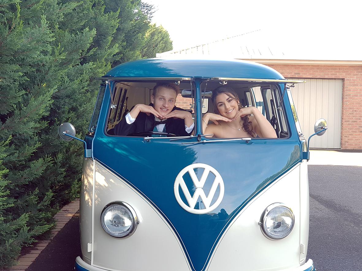 Casey Grammer Debutante Ball - Photo's by Kombi & Beetle Wedding & Debutante Car Hire (5)