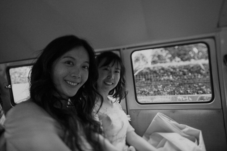 Christina & Ze