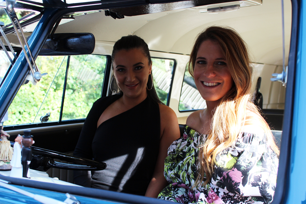 Kombi & Beetle Wedding Car Hire by Fisch & Co. - Emily & Michael (84)