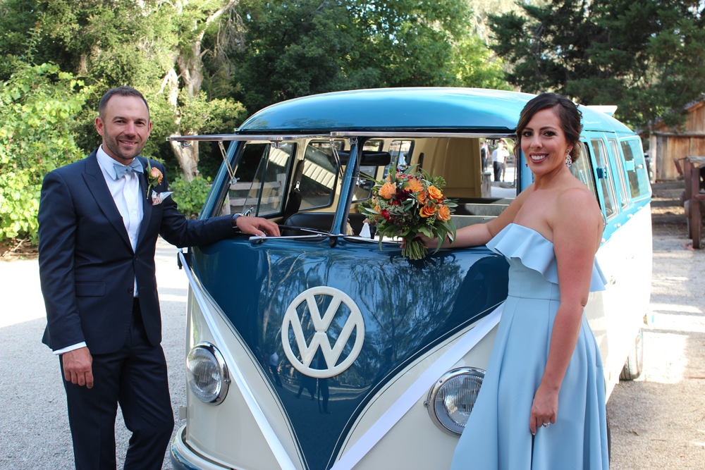 Kombi & Beetle Wedding Car Hire by Fisch & Co. - Emily & Michael (91)