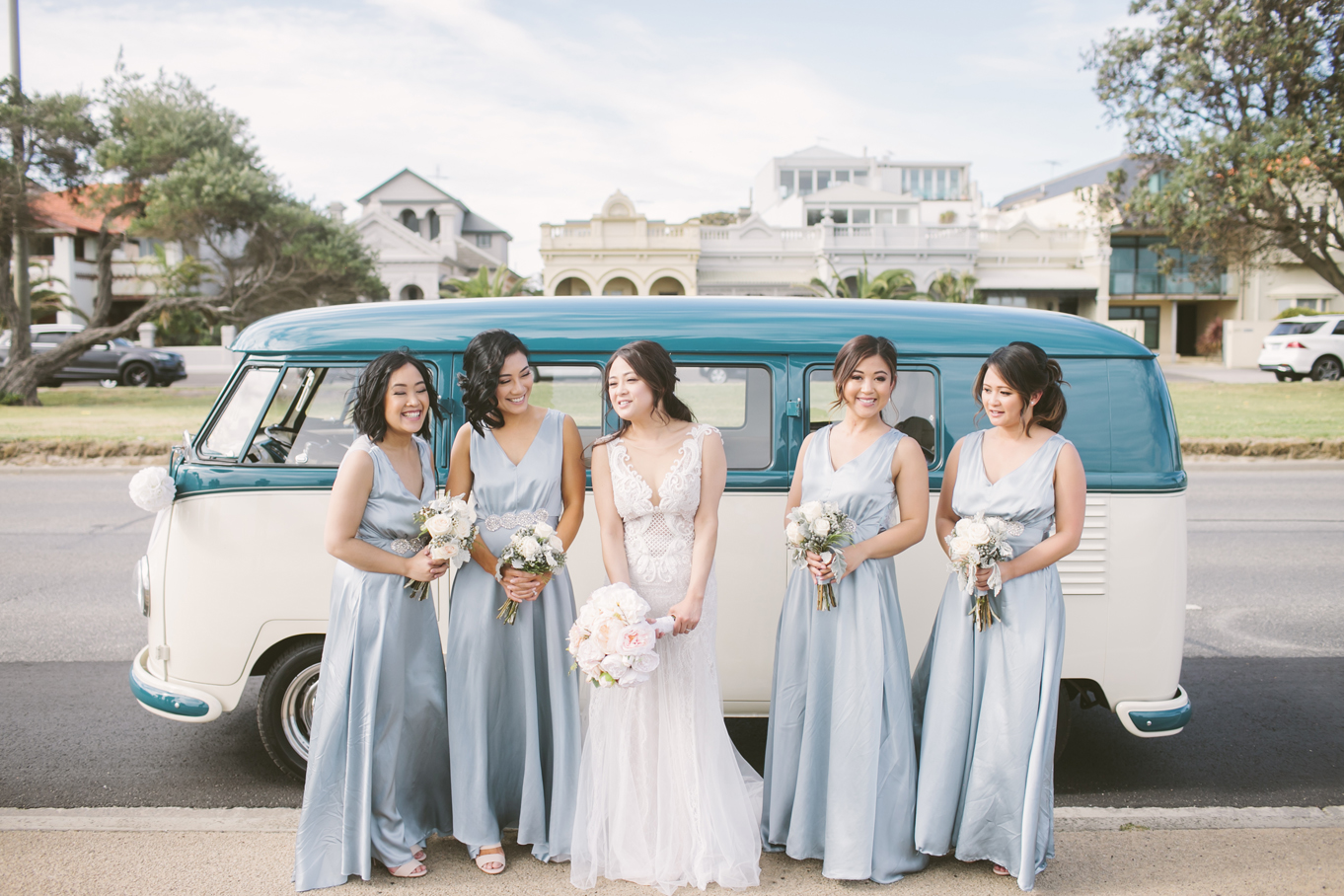 Kombi & Beetle Wedding Car Hire by Fisch & Co ... Patricia & Vince (7)