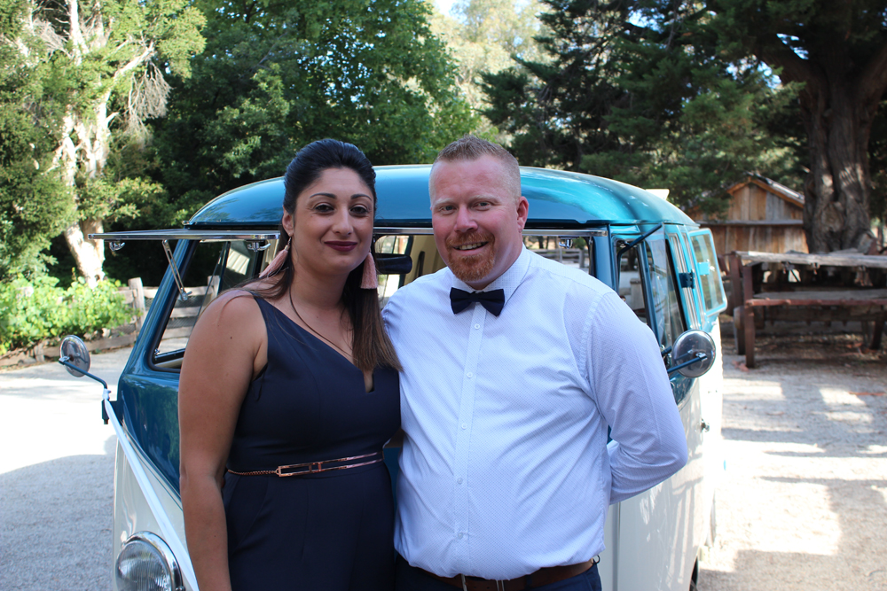 Kombi & Beetle Wedding Car Hire by Fisch & Co. - Emily & Michael (67)