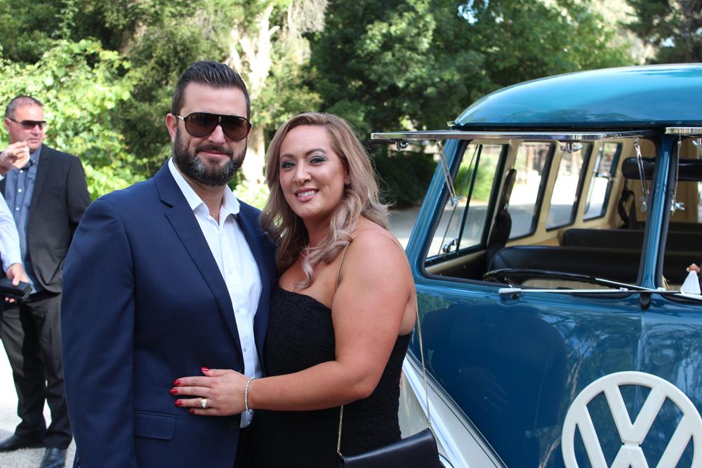 Kombi & Beetle Wedding Car Hire by Fisch & Co. - Emily & Michael (46)
