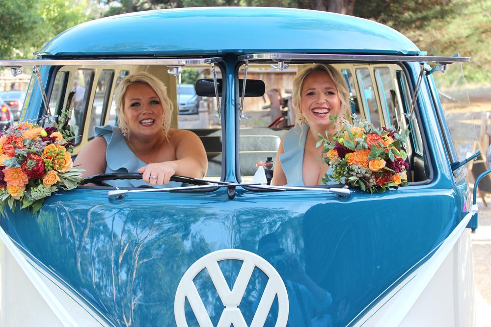 Kombi & Beetle Wedding Car Hire by Fisch & Co. - Emily & Michael (89)