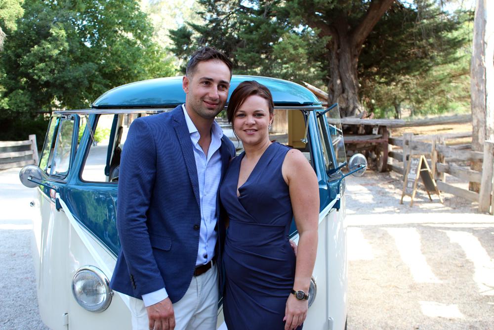 Kombi & Beetle Wedding Car Hire by Fisch & Co. - Emily & Michael (71)
