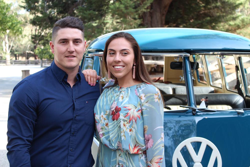 Kombi & Beetle Wedding Car Hire by Fisch & Co. - Emily & Michael (56)