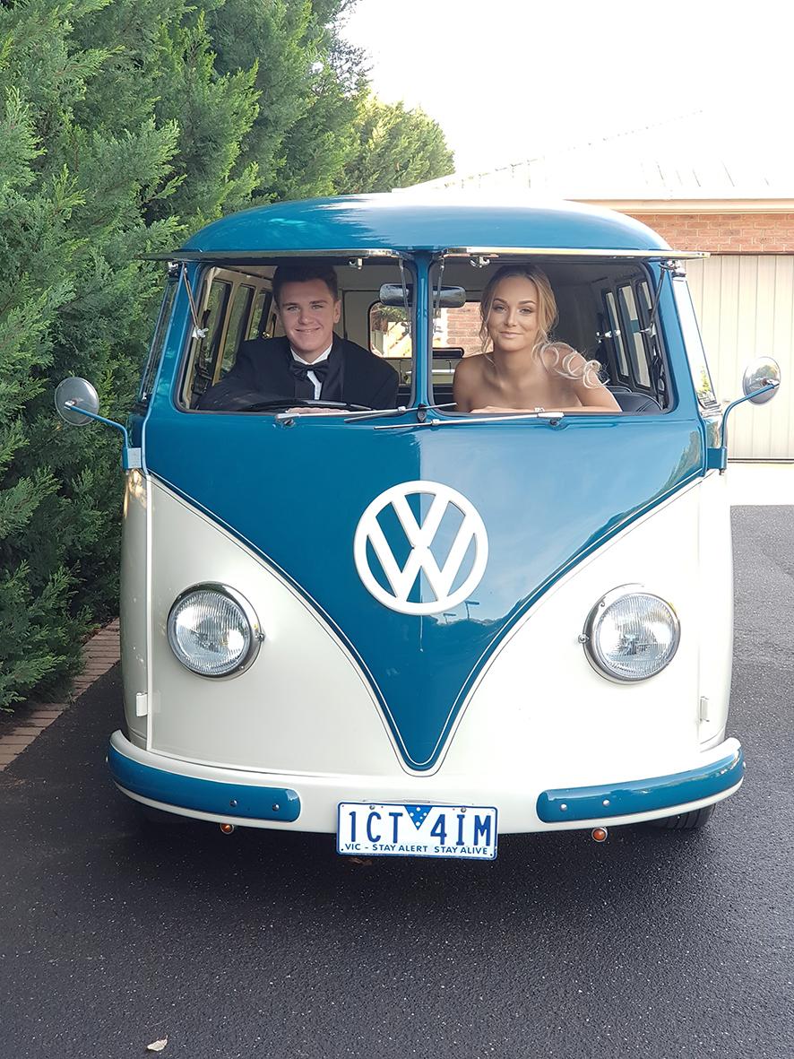 Casey Grammer Debutante Ball - Photo's by Kombi & Beetle Wedding & Debutante Car Hire (11)