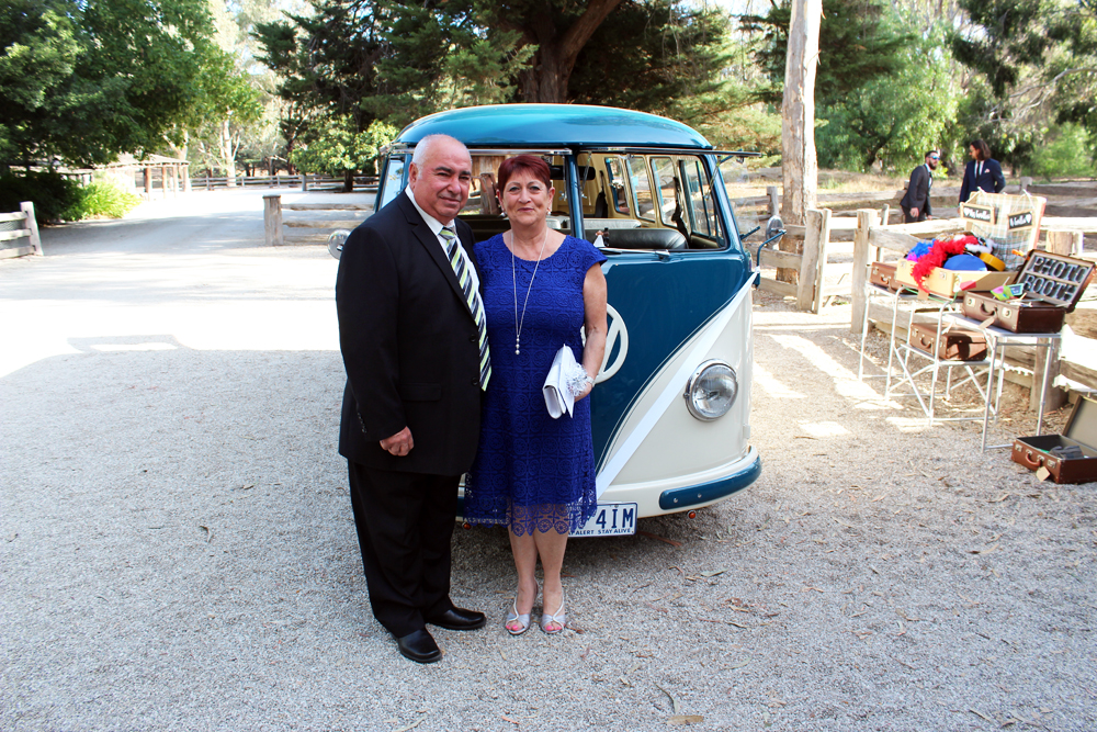 Kombi & Beetle Wedding Car Hire by Fisch & Co. - Emily & Michael (58)