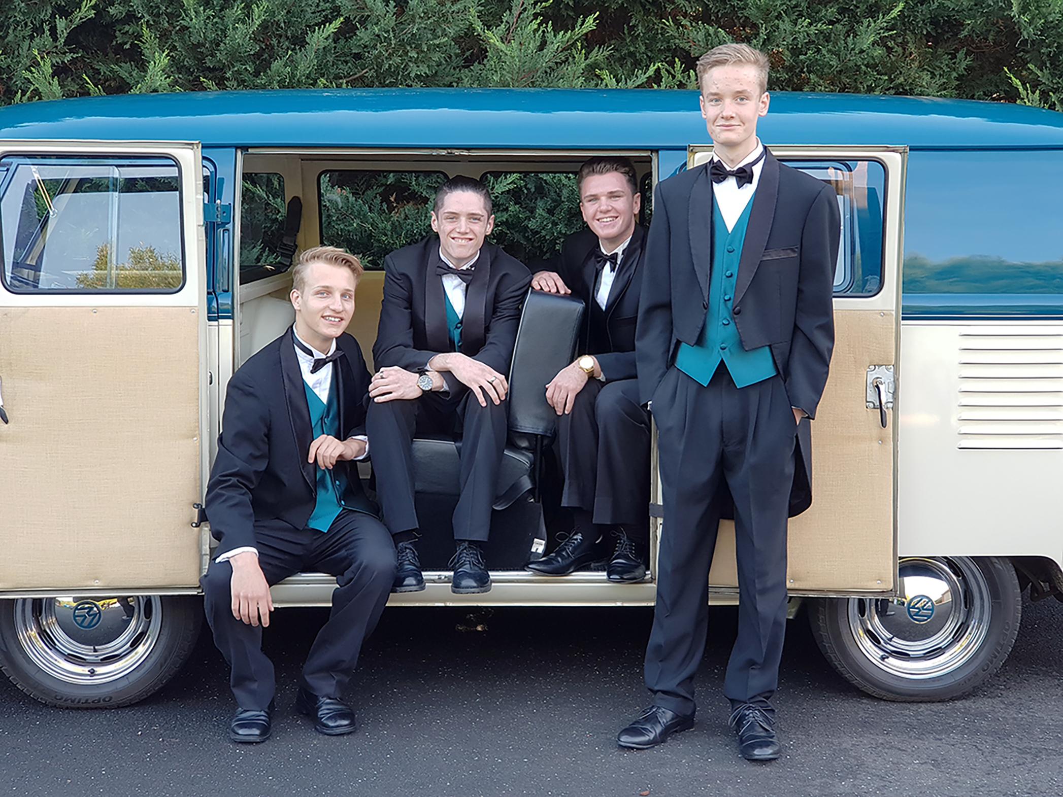 Casey Grammer Debutante Ball - Photo's by Kombi & Beetle Wedding & Debutante Car Hire (36)