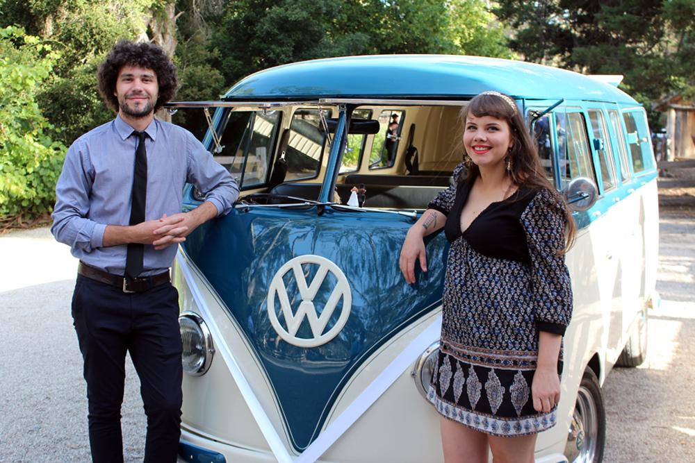 Kombi & Beetle Wedding Car Hire by Fisch & Co. - Emily & Michael (97)