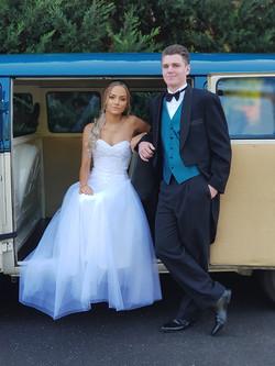 Casey Grammer Debutante Ball - Photo's by Kombi & Beetle Wedding & Debutante Car Hire (9)
