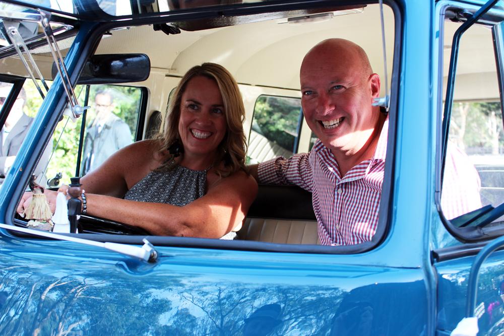 Kombi & Beetle Wedding Car Hire by Fisch & Co. - Emily & Michael (70)