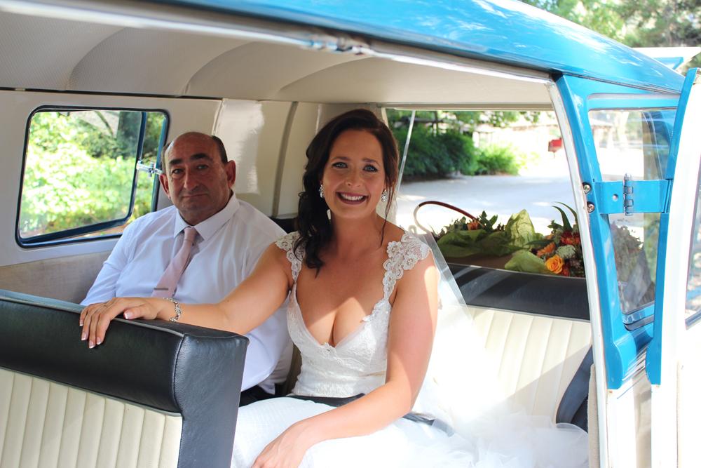 Kombi & Beetle Wedding Car Hire by Fisch & Co. - Emily & Michael (27)
