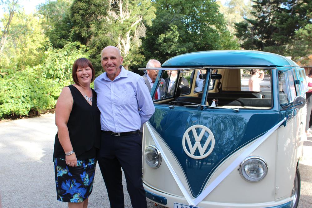 Kombi & Beetle Wedding Car Hire by Fisch & Co. - Emily & Michael (47)