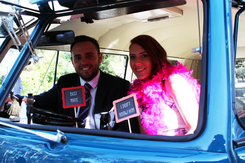 Kombi & Beetle Wedding Car Hire by Fisch & Co. - Emily & Michael (82)