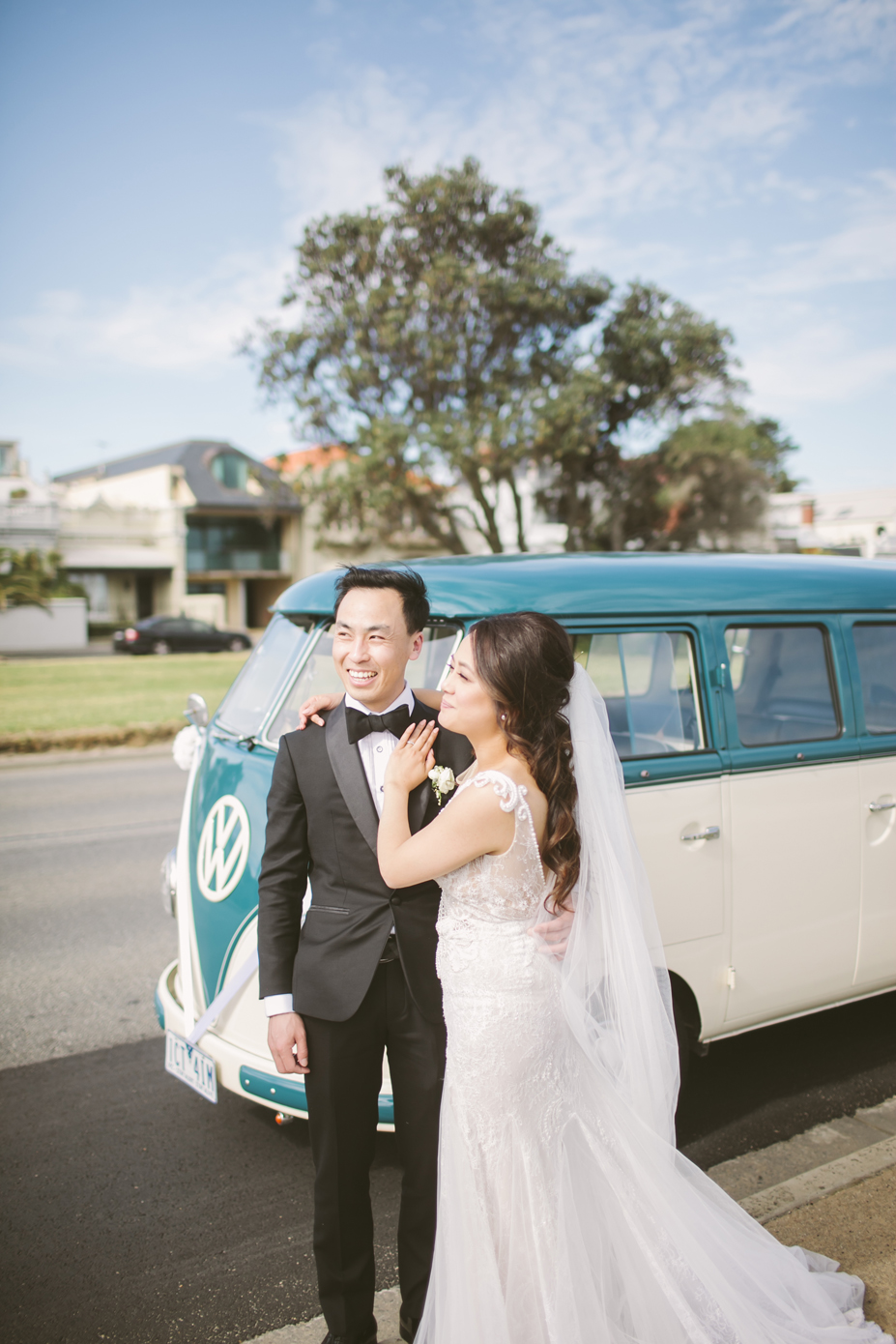 Kombi & Beetle Wedding Car Hire by Fisch & Co ... Patricia & Vince (8)