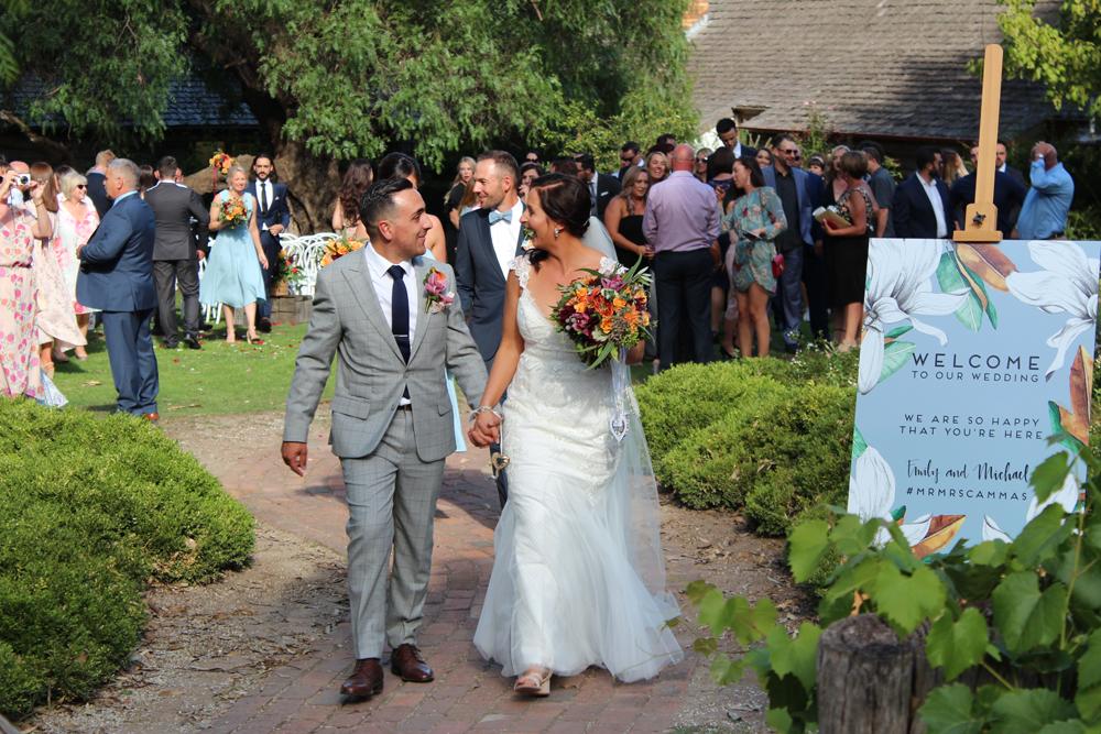 Kombi & Beetle Wedding Car Hire by Fisch & Co. - Emily & Michael (31)