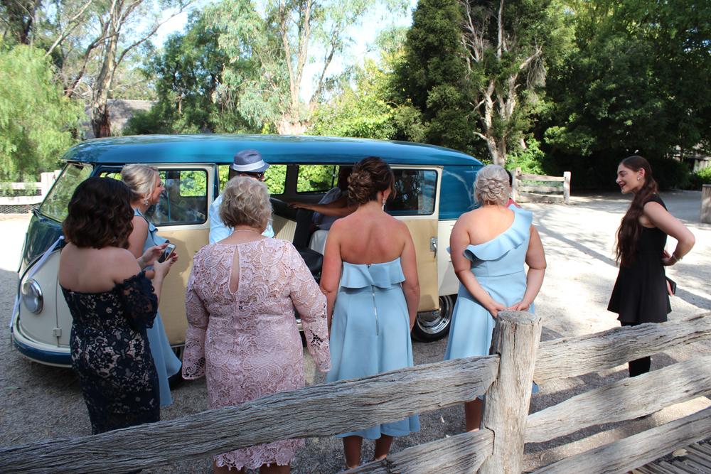 Kombi & Beetle Wedding Car Hire by Fisch & Co. - Emily & Michael (25)