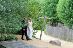 Kombi & Beetle Wedding car Hire by Fisch & Co. - Yana & Ben (60)