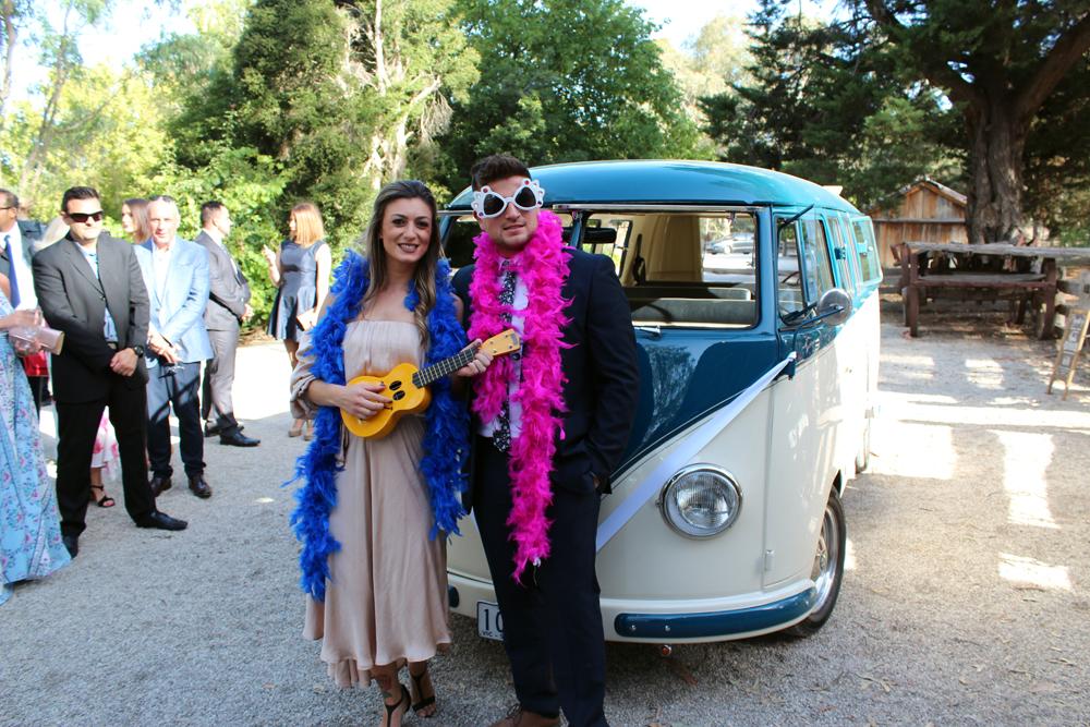 Kombi & Beetle Wedding Car Hire by Fisch & Co. - Emily & Michael (72)