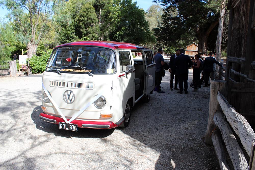 Kombi & Beetle Wedding Car Hire by Fisch & Co. - Emily & Michael (2)