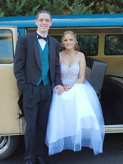 Casey Grammer Debutante Ball - Photo's by Kombi & Beetle Wedding & Debutante Car Hire (2)