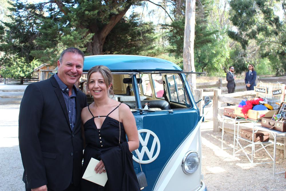 Kombi & Beetle Wedding Car Hire by Fisch & Co. - Emily & Michael (57)