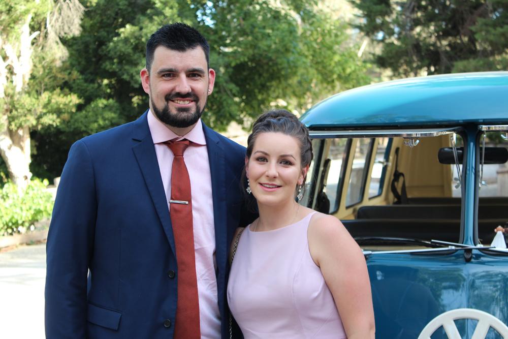Kombi & Beetle Wedding Car Hire by Fisch & Co. - Emily & Michael (62)