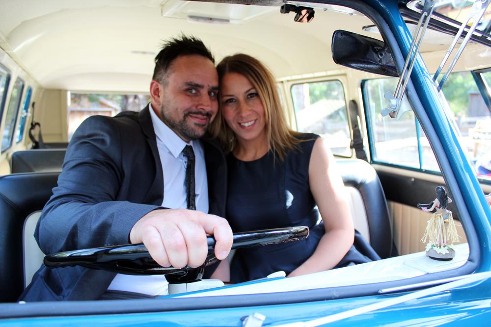 Kombi & Beetle Wedding Car Hire by Fisch & Co. - Emily & Michael (81)