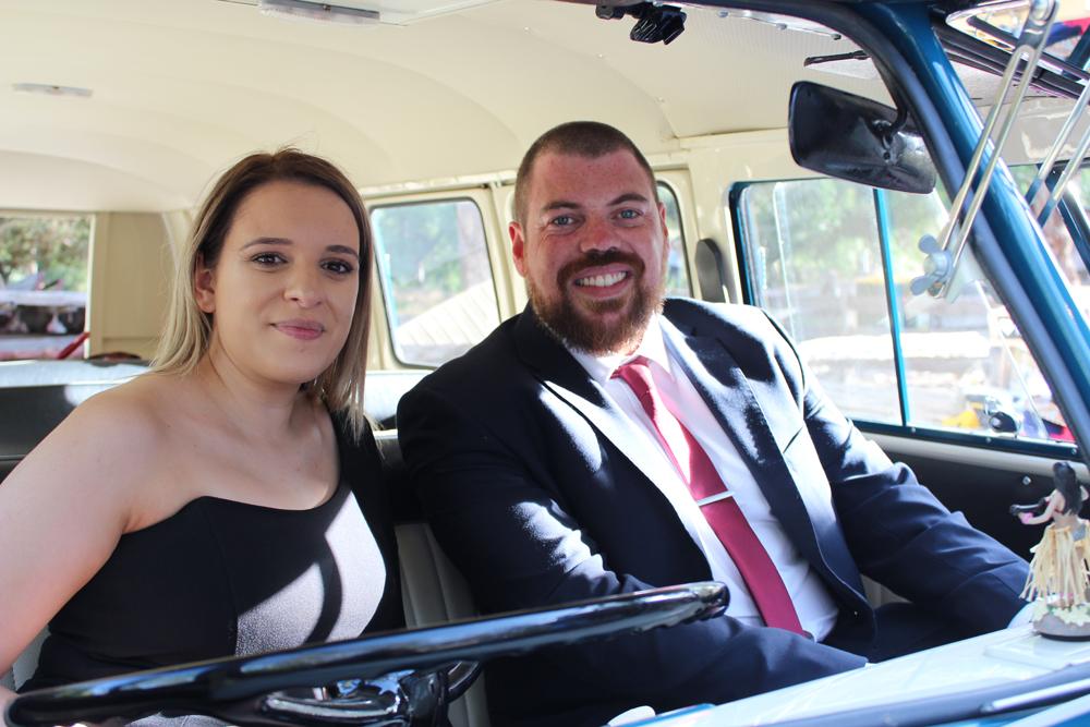 Kombi & Beetle Wedding Car Hire by Fisch & Co. - Emily & Michael (88)