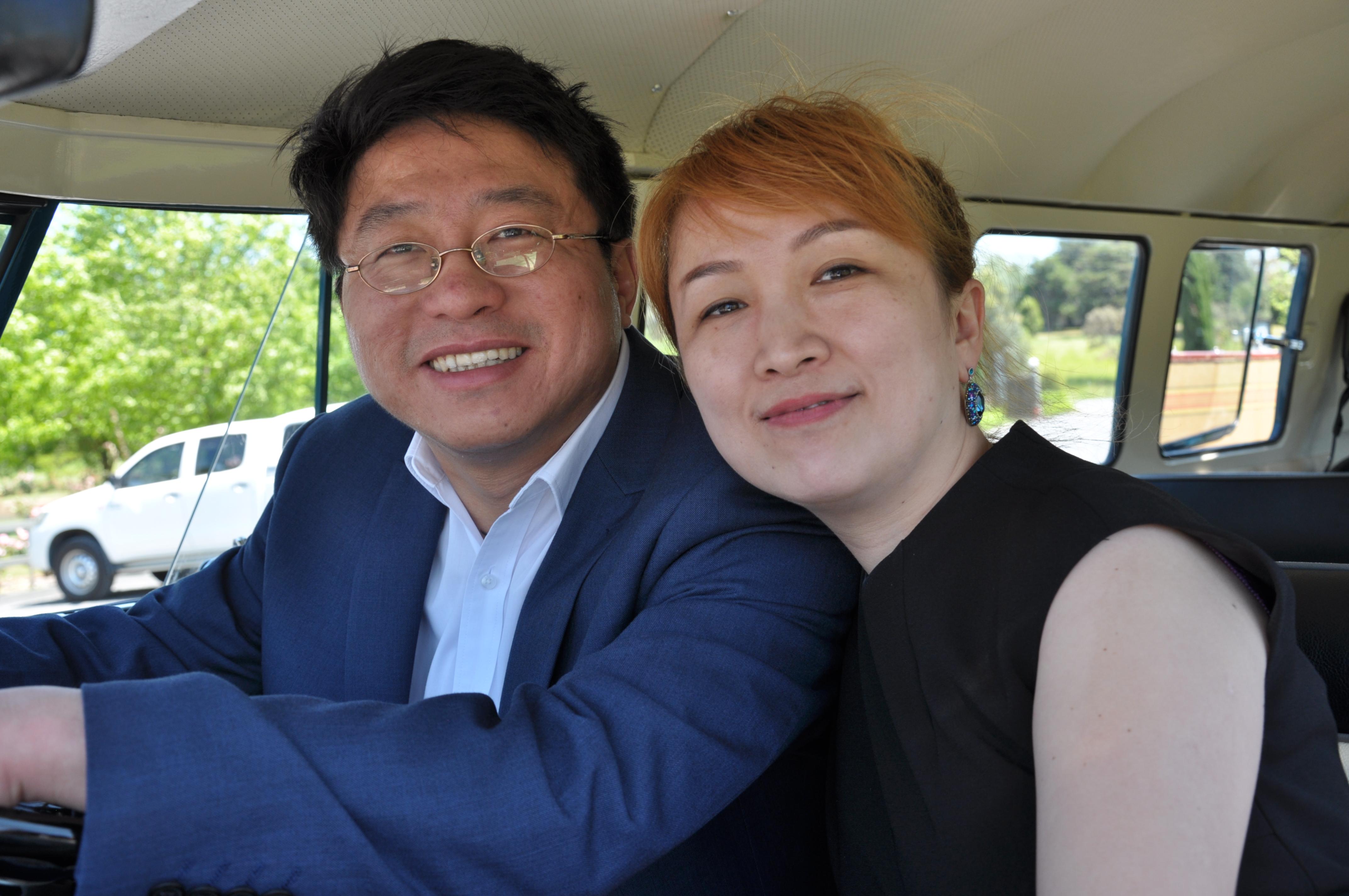 Eileen & Albert