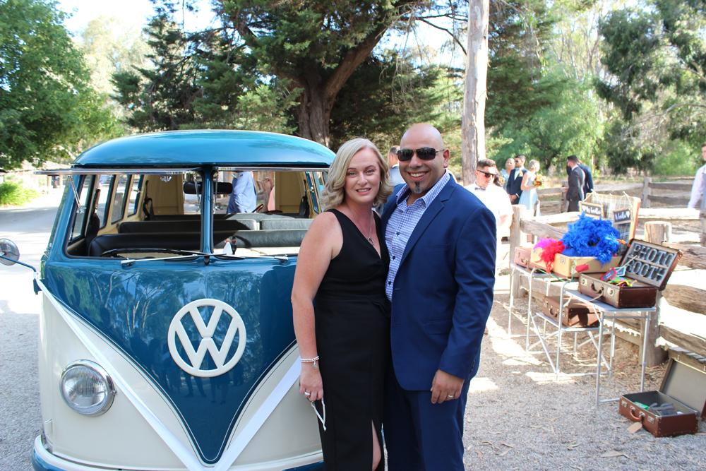 Kombi & Beetle Wedding Car Hire by Fisch & Co. - Emily & Michael (48)