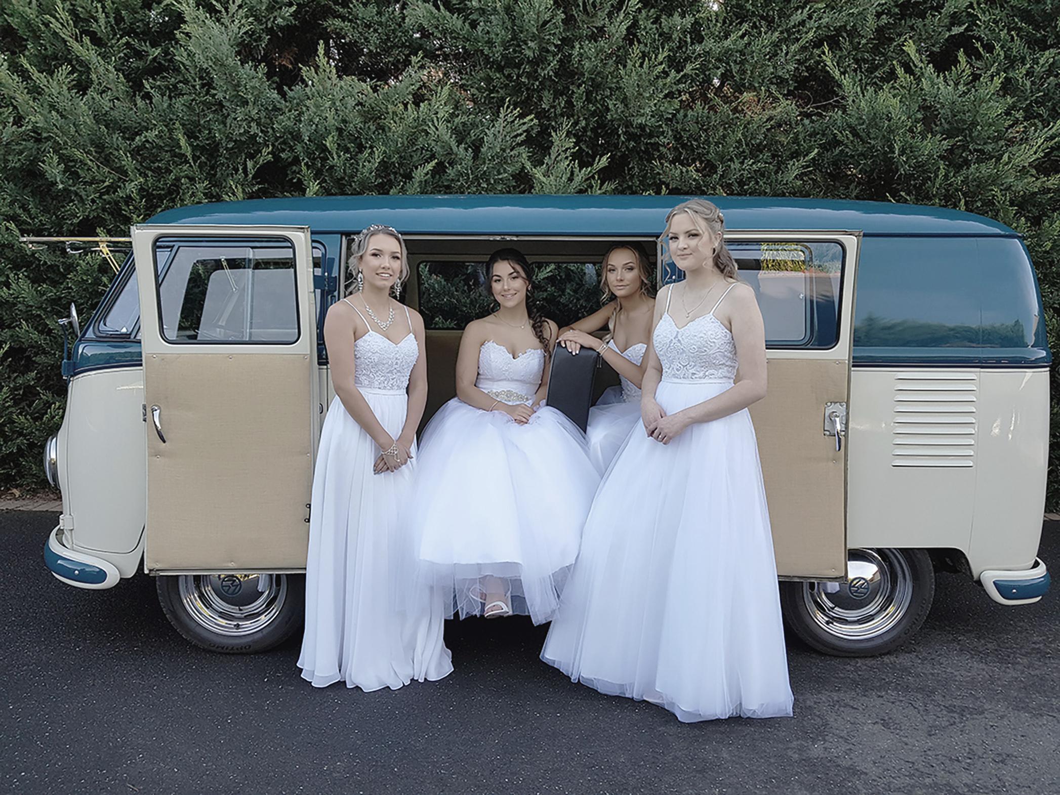Casey Grammer Debutante Ball - Photo's by Kombi & Beetle Wedding & Debutante Car Hire (29)