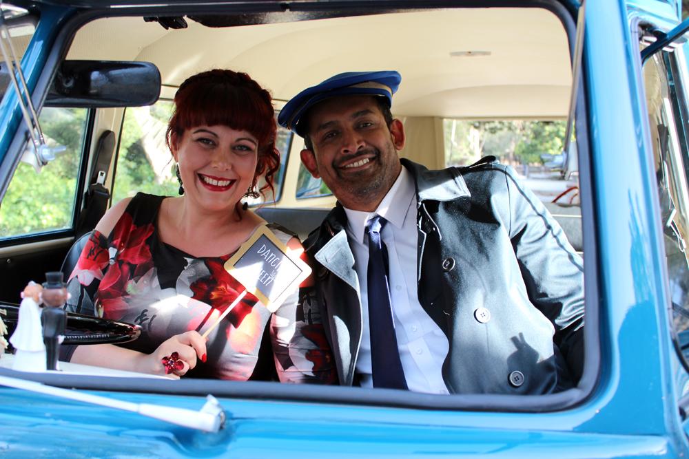 Kombi & Beetle Wedding Car Hire by Fisch & Co. - Emily & Michael (79)