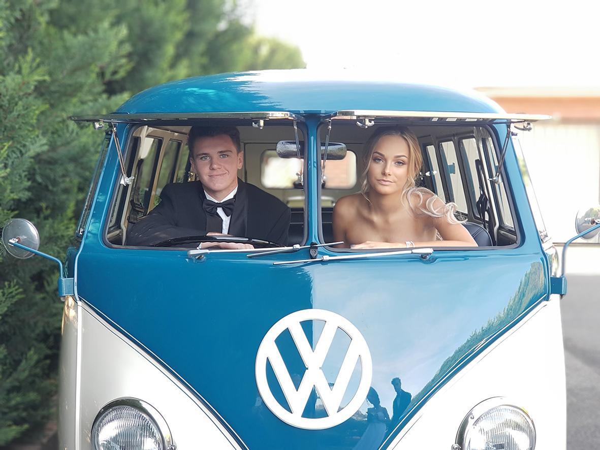 Casey Grammer Debutante Ball - Photo's by Kombi & Beetle Wedding & Debutante Car Hire (10)