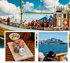 Traditional Lofoten Foodie Cruise