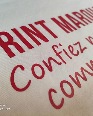 flocage-textile-vinyl-flock-personnalisation-textile-numéro- numéro-maillot-sport-particulier-échenillage-pose à chaud- aspect lisse-découpe flex-