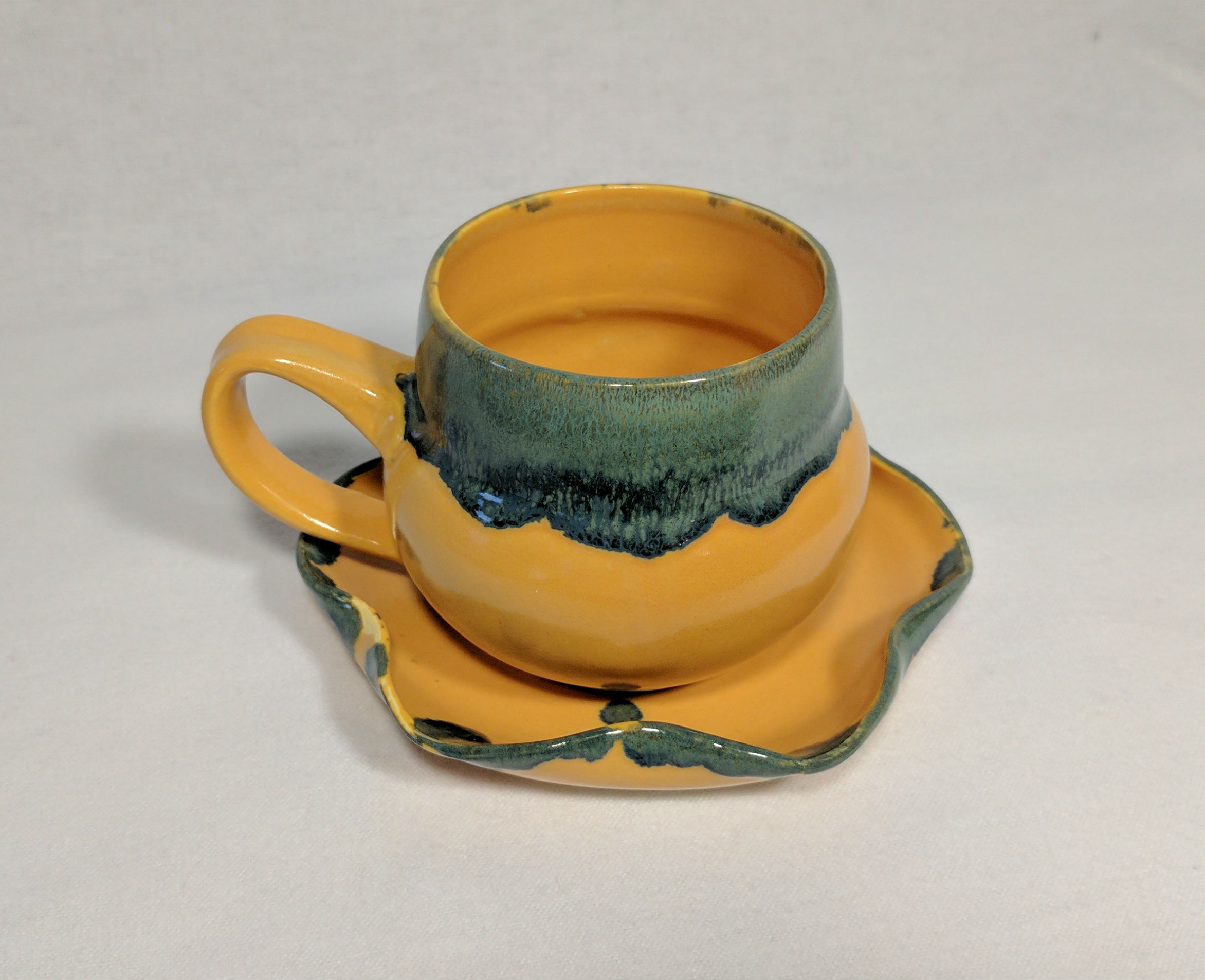 Cup, 8 oz with Saucer