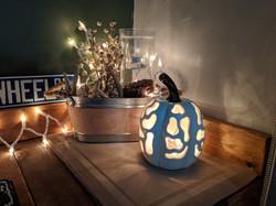 Pumpkin Luminary