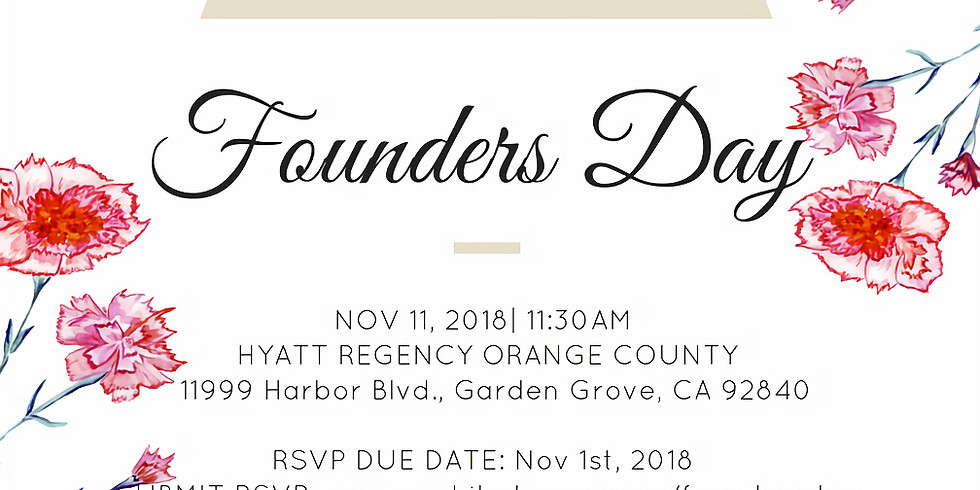 Intercity Founders Day
