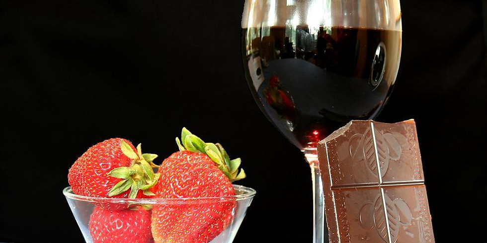 Chocolate & Wine Parring (Bring a Spouse, Friend or Significant Other)