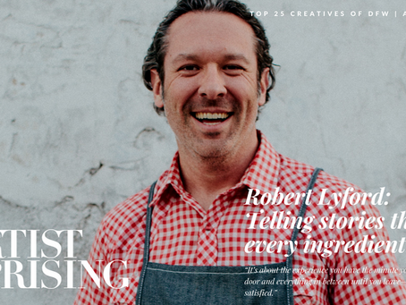 Chef Robert Lyford: Farm to Famous