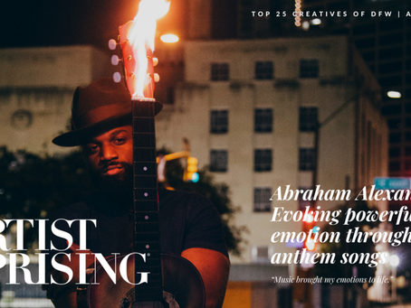 "Abraham Alexander: ""Finding Soul in America"""