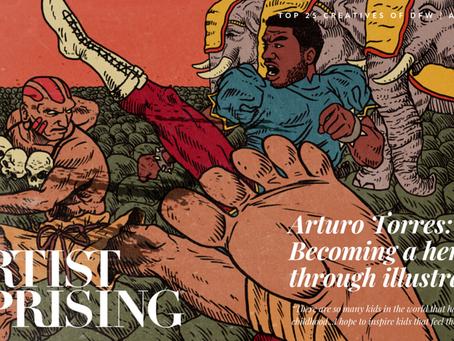 "Arturo Torres: ""A Child's Dream"""