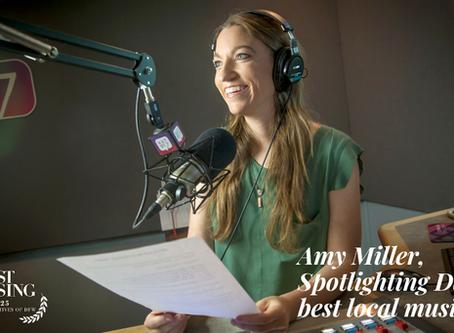 Amy Miller X Artist Uprising