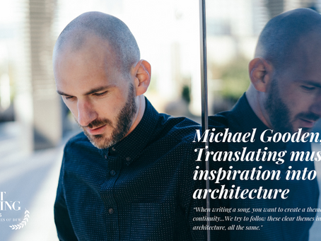 Michael Gooden: Modernist Building by the Melody